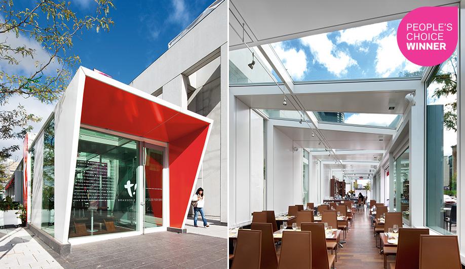 2013 AZ Award Winner: Best Architecture < 1,000 Square Metres