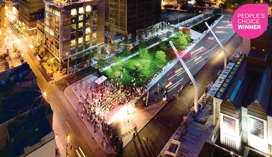2013 AZ Award Winner: Best Landscape Architecture