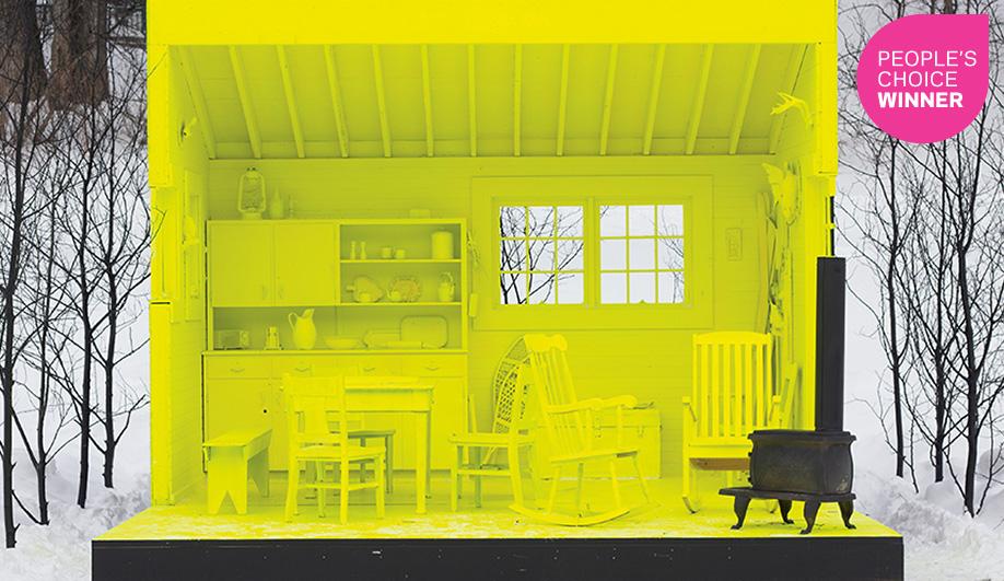 2013 AZ Award Winner: Best Temporary Architecture