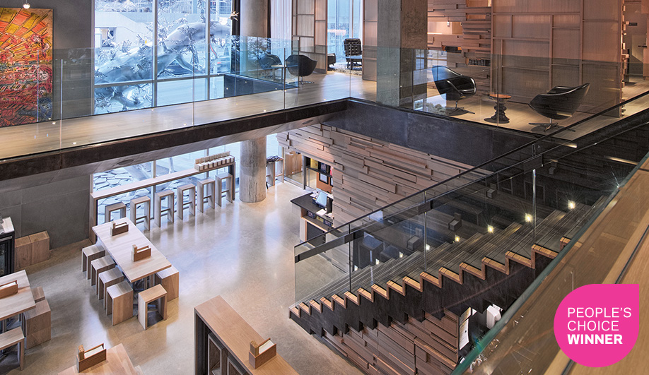 Az awards of merit commercial interiors azure magazine