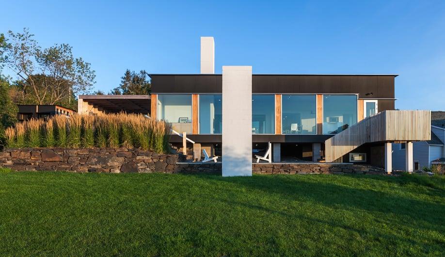 A Minnesota Modern Home Azure Magazine