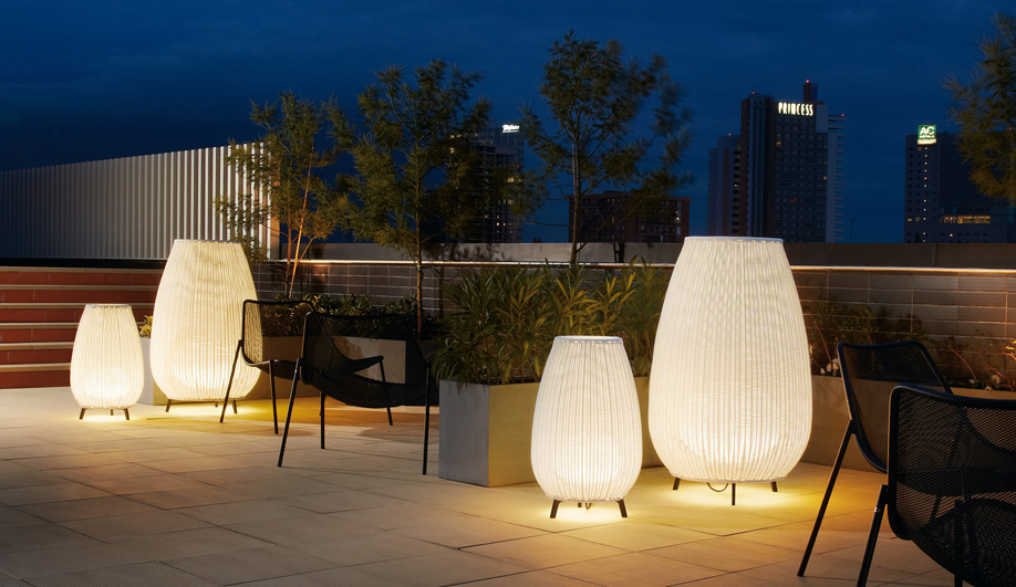 Five Fabulous Outdoor Lamps