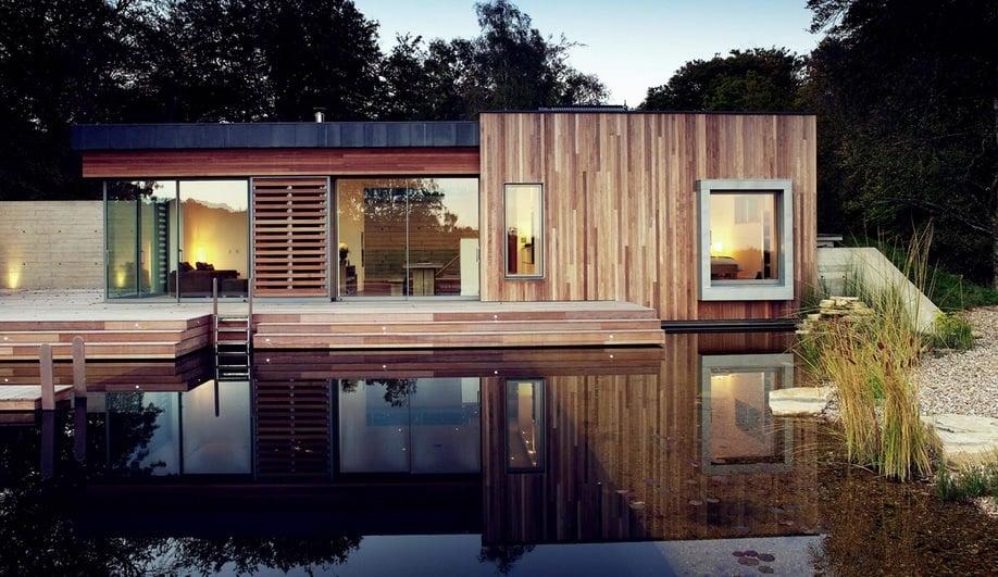 An Ultra-Green Home in the U.K.