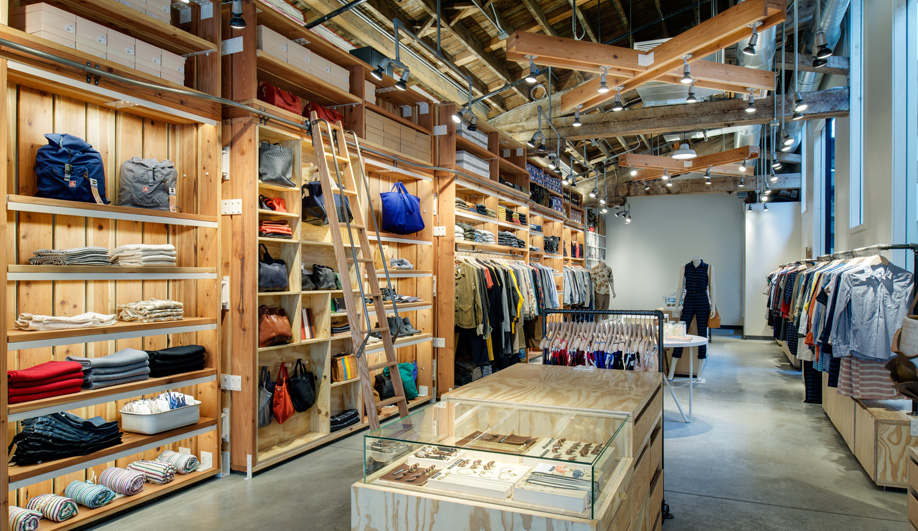 HWKN Crafts New Digs for Steven Alan