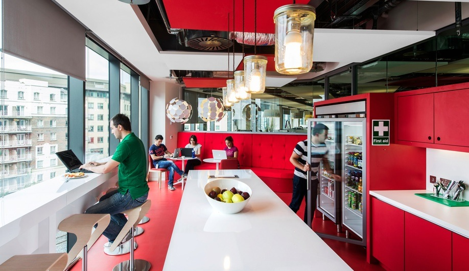 Google Opens Office Tel Aviv Design Slide Azure Magazine Work And Play At Google Dublin Azure Magazine