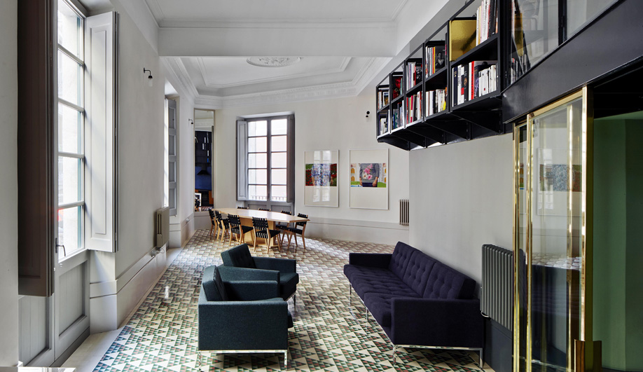 Top Interiors Named at Inside Festival