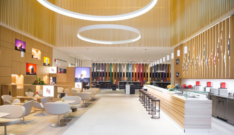 Nespresso Opens in Torontos Swanky Yorkville  Azure Magazine # Nespresso Toronto