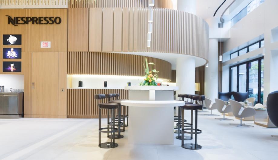 Nespresso Opens In Torontos Swanky Yorkville Azure Magazine
