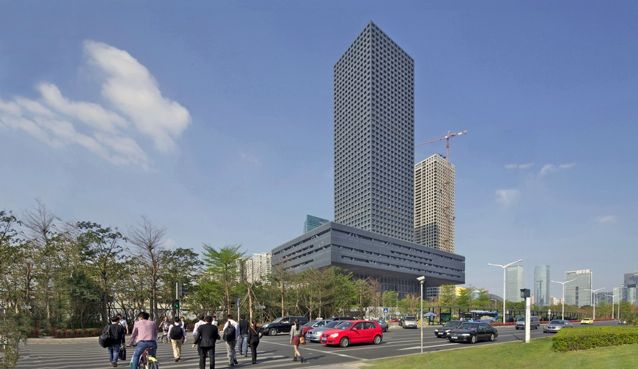 Taking Stock: OMA's Shenzhen Stock Exchange