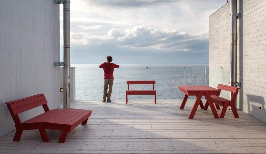 Azure Todd Saunder's Breathtaking Fogo Island Inn 03