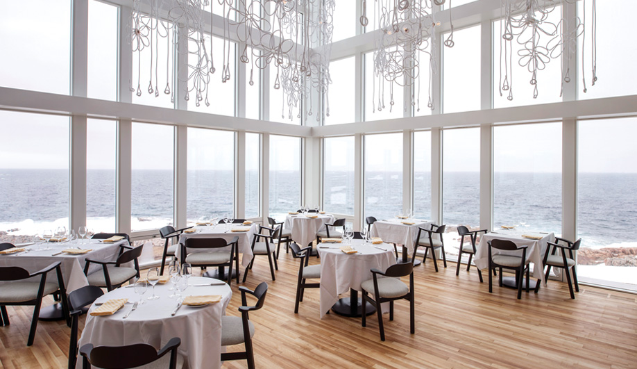 Azure Todd Saunder's Breathtaking Fogo Island Inn 04