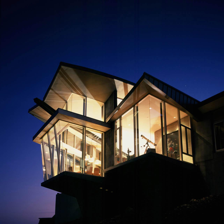 10 Modernist Houses In Scary Movies Azure Magazine Azure Magazine