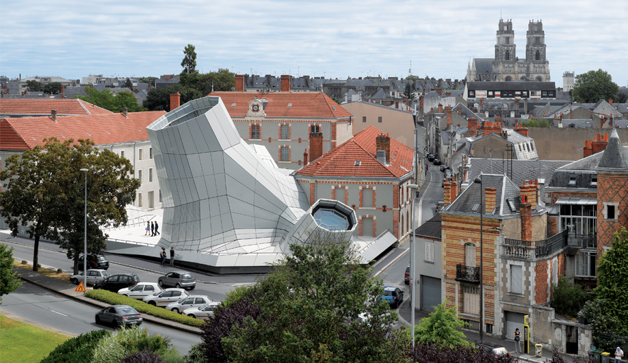 The Fantastic FRAC Centre in France