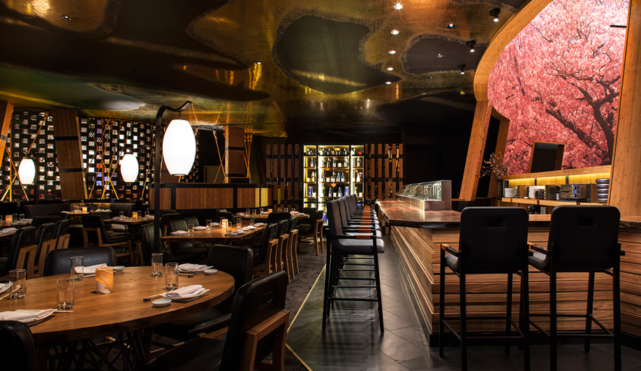 A Las Vegas Eatery That's Big on Japan