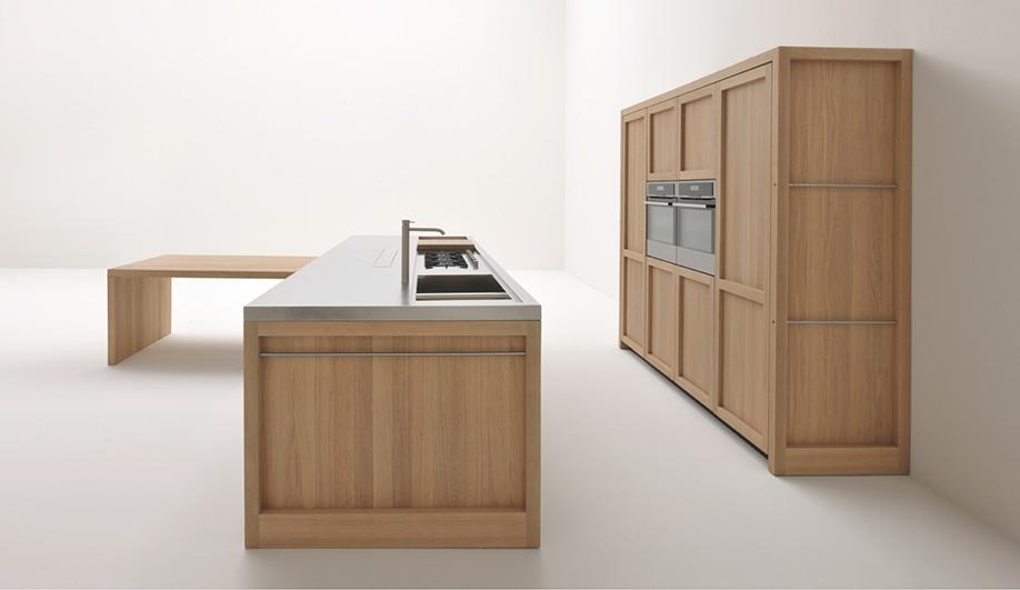 GD Cucine's Solid Wood Kitchen
