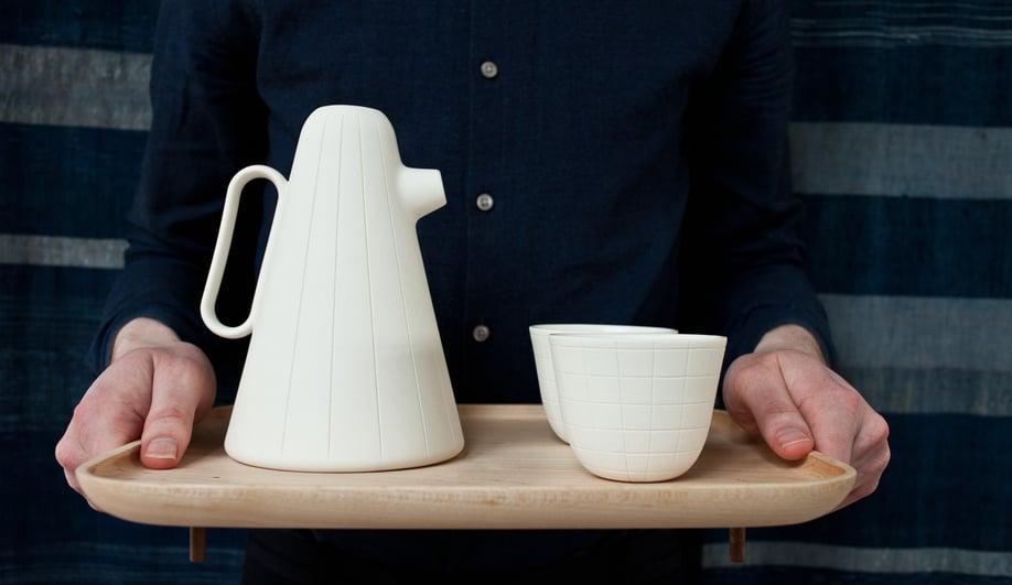 Luca Nichetto's Coffee Set for Mjölk