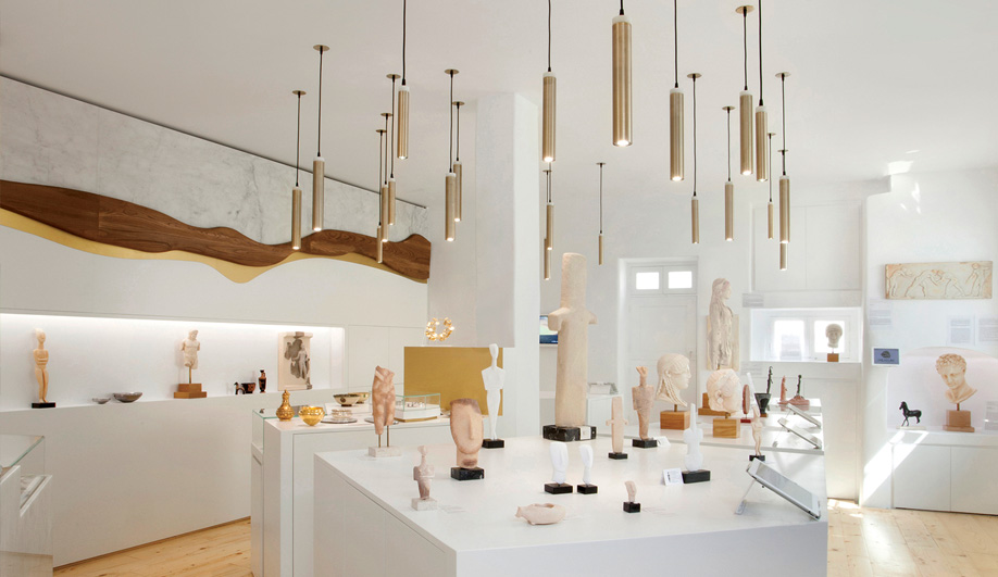 A Modern Museum for Classicists - Azure Magazine