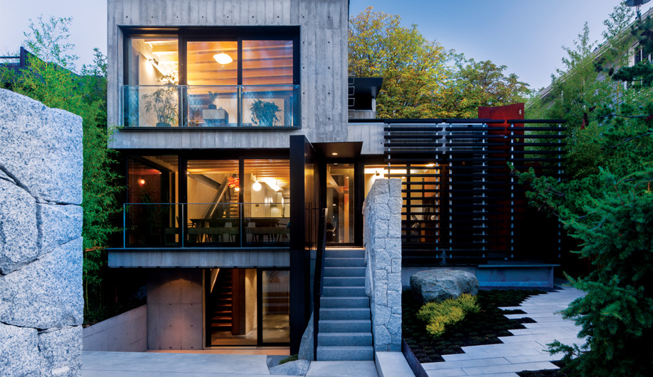 A Vancouver Home that Lets in the Light