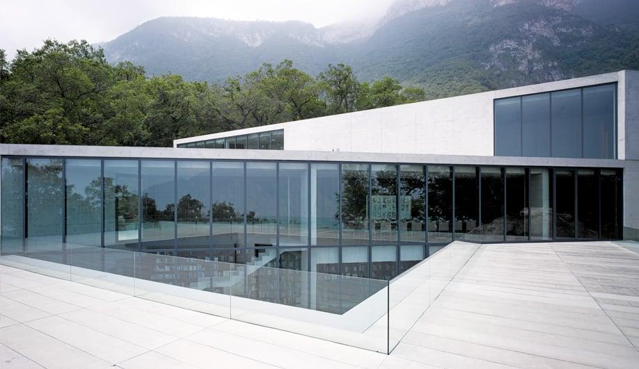 Tadao Ando's Concrete Poetry