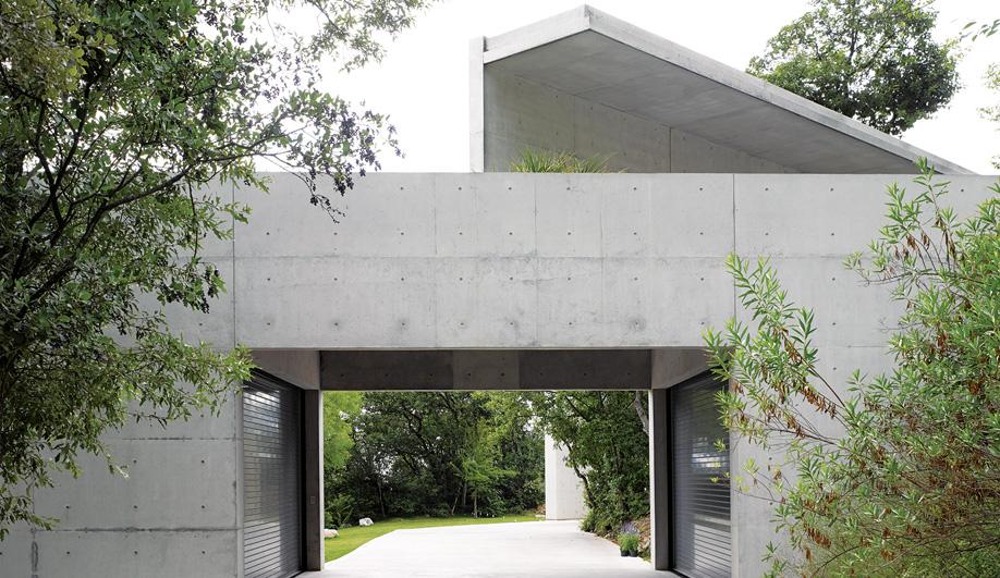 Tadao Andos Concrete Poetry Azure Magazine