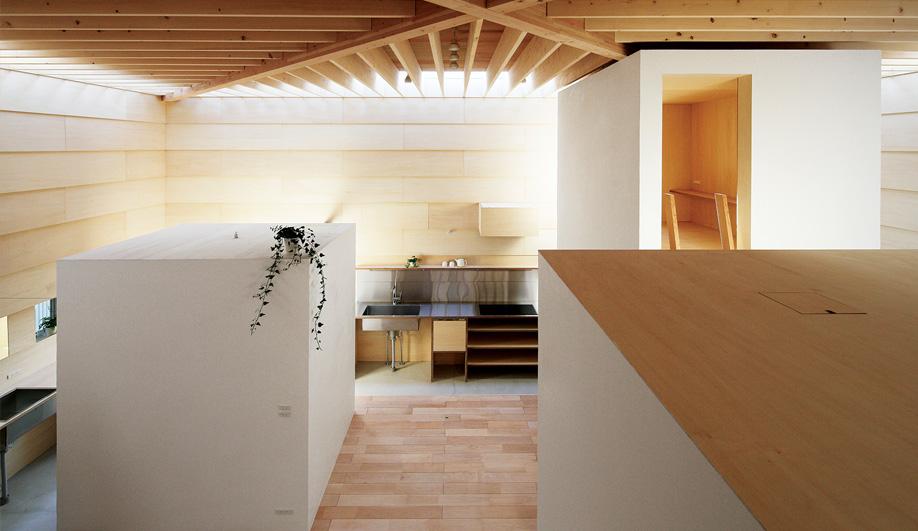 Azure A House Built Like a Village 04
