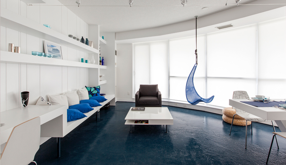 An Arty Apartment in Toronto