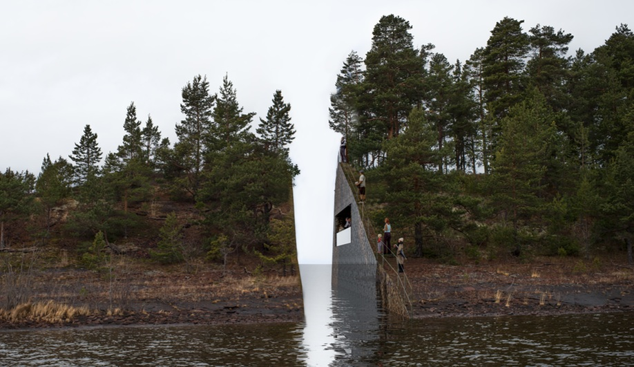 Norway's Moving Memorial