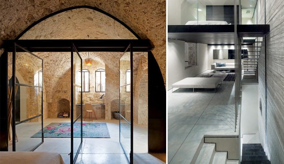 Azure Revamping a Rustic Tel Aviv Home 03