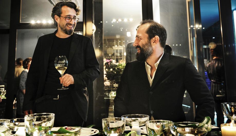 Designers Ron Gilad and Michael Anastassiades