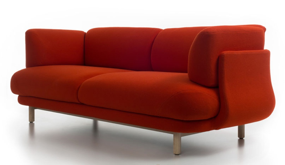 Nendo's Peg sofa for Cappellini
