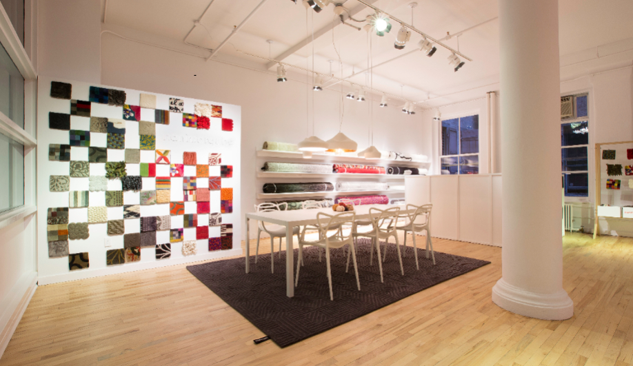Five hot new showrooms in new york azure magazine for Designer furniture new york