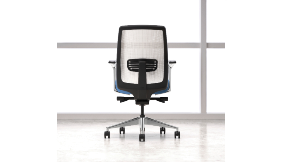 Azure NeoCon Hon task chair