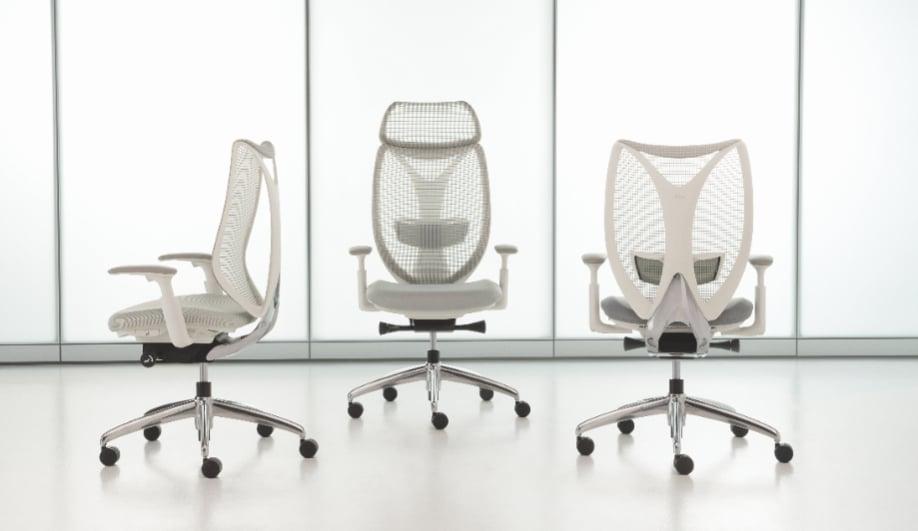 Azure NeoCon Teknion task chair