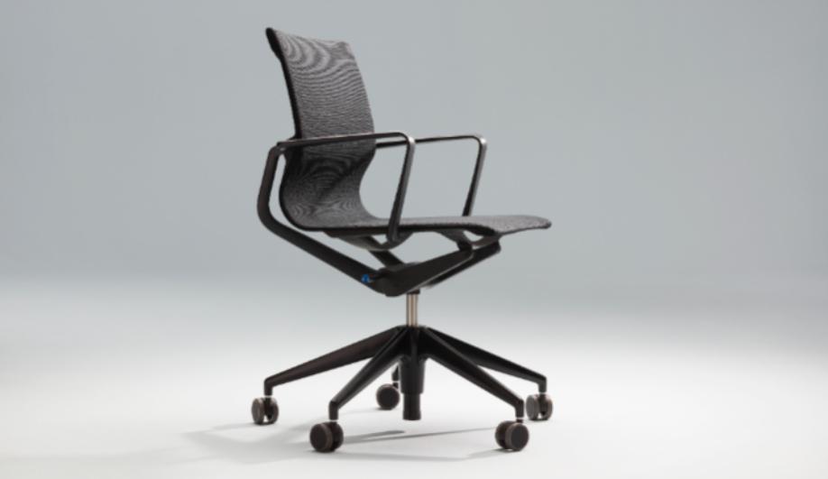 Azure NeoCon Vitra task chair