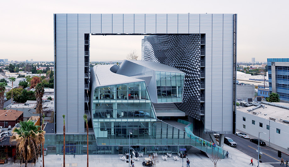 Morphosis Schools Us in the Possibilities of Architecture