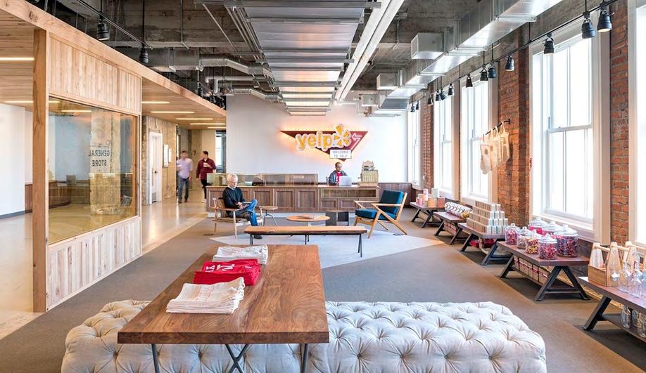 Yelp Interior Design