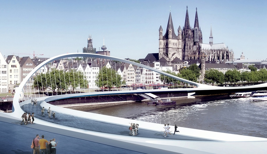 A Unique Bridge Concept in Germany