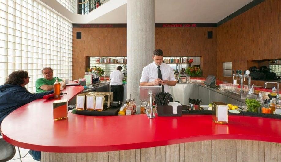 A Legendary Bar is Reborn in São Paulo