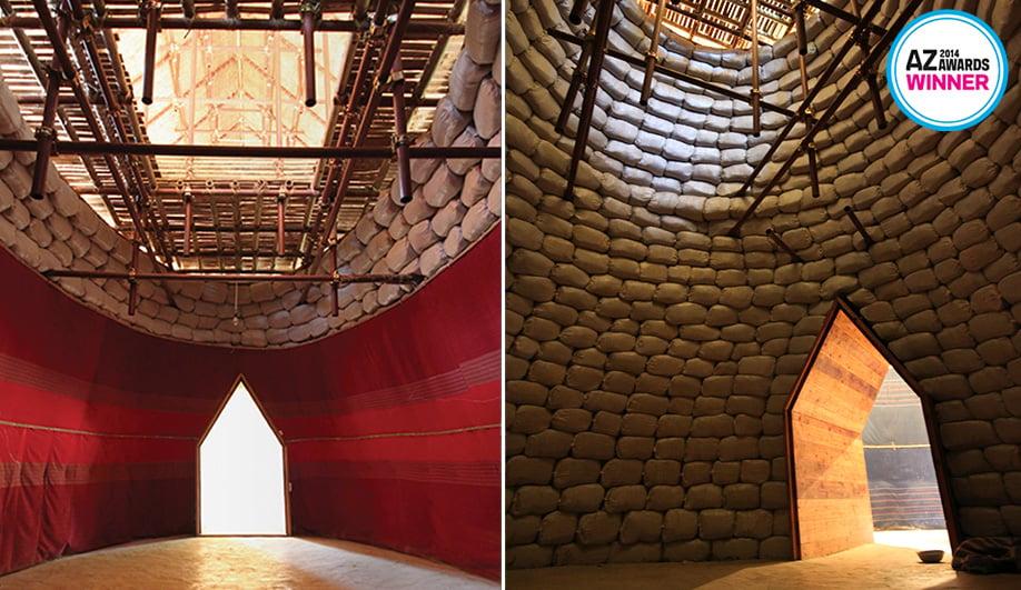 2014 AZ Awards Winner: Best Architecture < 1,000 Square Metres