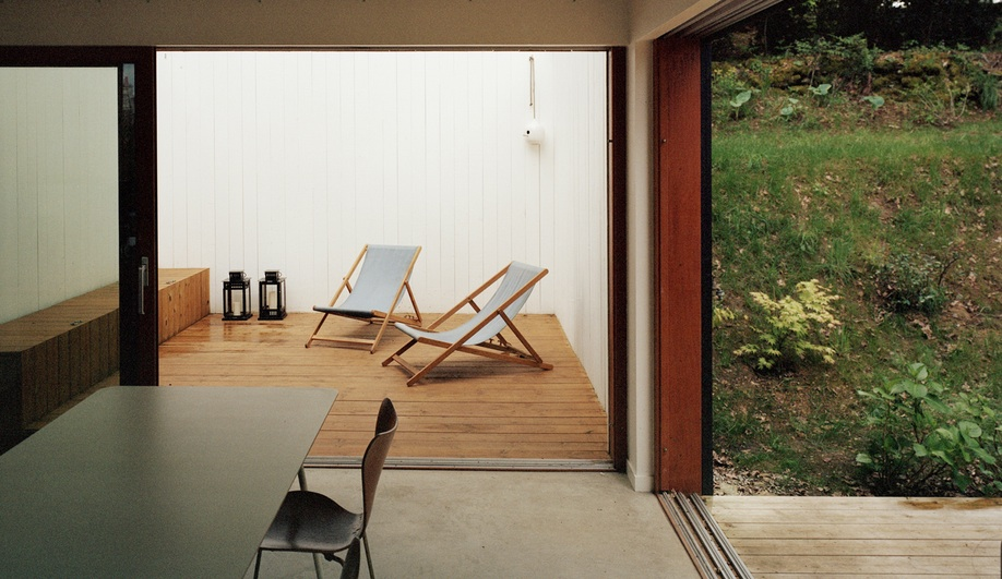 Raum Architects' Summer Home in Sarzeau