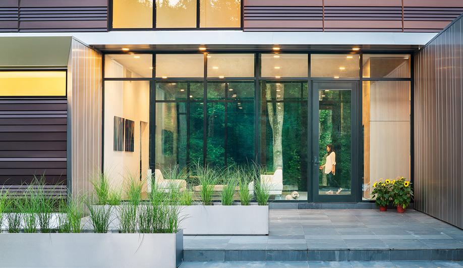 An Ultra-Modern Multi-Generational Home