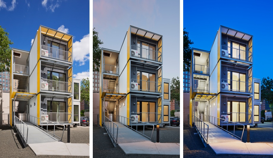 A Housing Prototype For Post Disaster Areas By Garrison Architects
