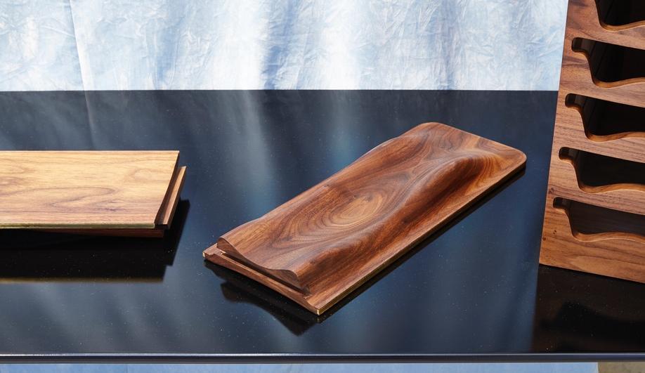 Win Assakul's trays for Amande Levete