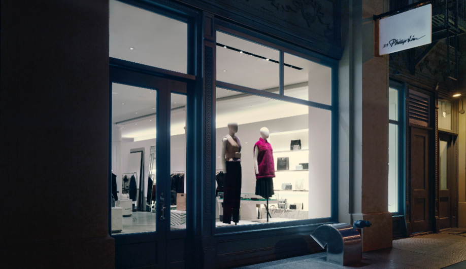 Phillip Lim's Elegant and Minimal NoHo Shop
