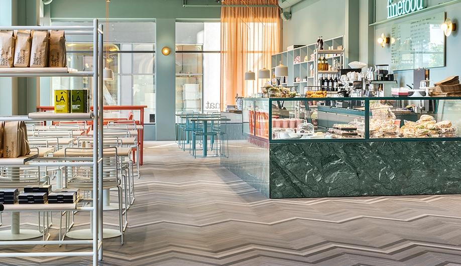 A Stockholm Restaurant's True Colours