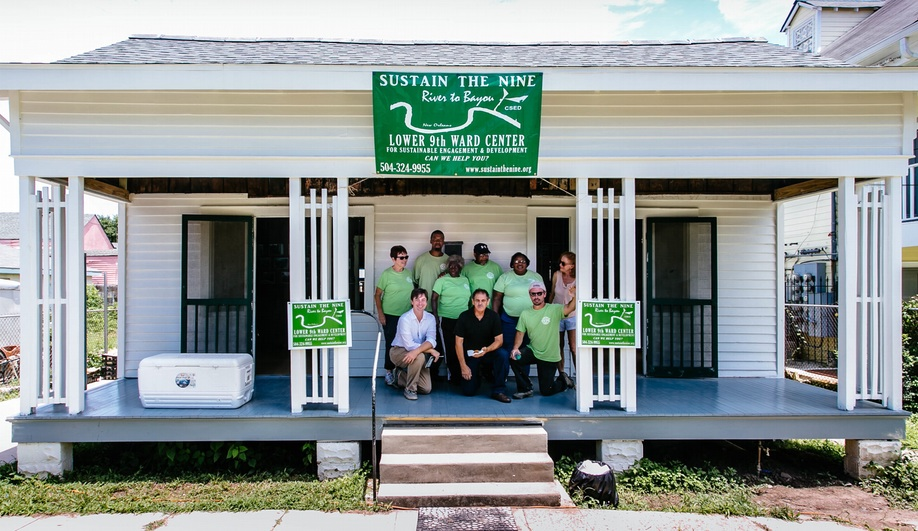 Greenbuild Gives Back to New Orleans