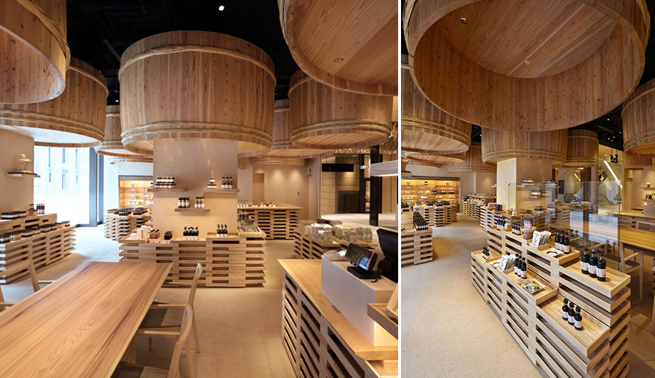 Zen and the art of retail lovely interiors in japan