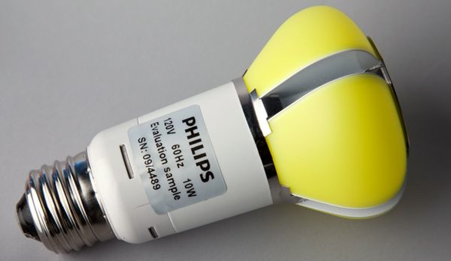 The LED bulb that started it all: the L Prize winner by Philips.