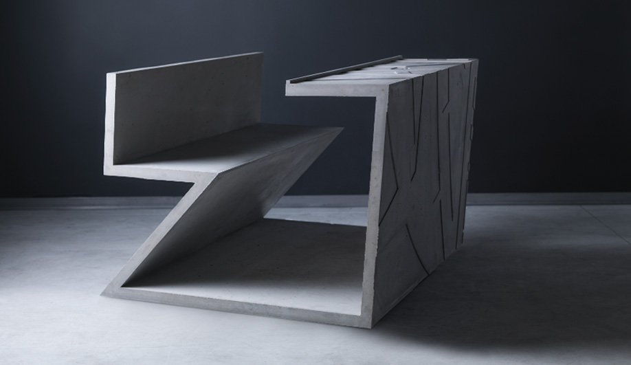 Moroso Makes a Table for Marina Abramović