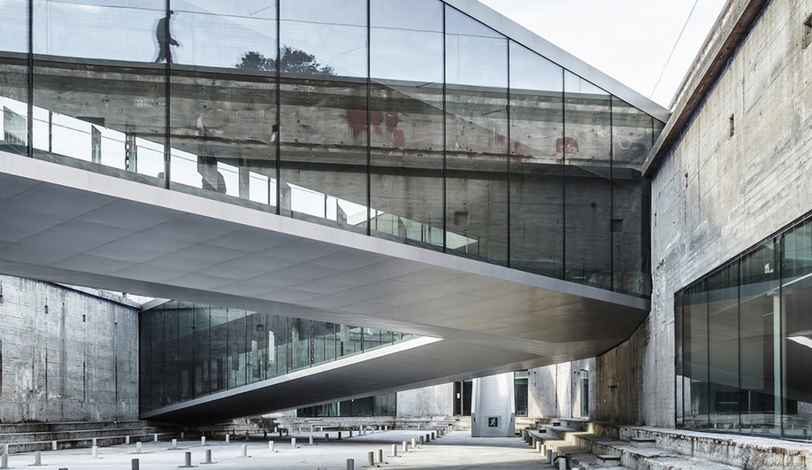 BIG's Danish Maritime Museum won in Completed Buildings – Culture.